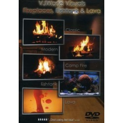 Vjworld Visuals: Fireplaces Fishtank & Lava found on Bargain Bro India from Deep Discount for $9.39