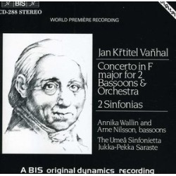 Concerto for 2 Bassoons & Orchestra