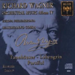 Wagner-Orchestral Music Album 4