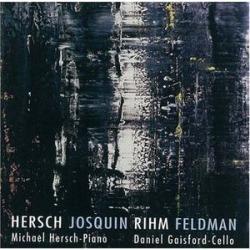 Hersch, Michael : Cello Sonata & Piano