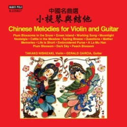 Chinese Melodies for Violin & Guitar