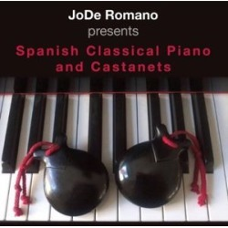 Spanish Classical Piano & Castanets