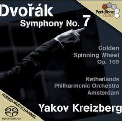 Symphony No 7 Golden Spinning Wheel