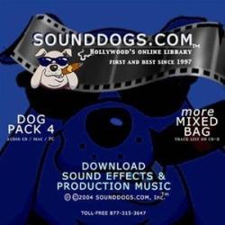 Dog Pack 4-More Mixed Bag