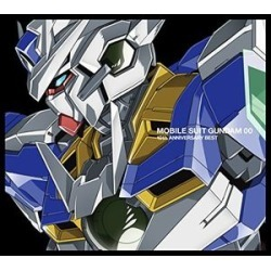 Mobile Suit Gundam 00 10th Anniversary Best / Ost (IMPORT)