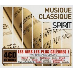 Spirit of Musique Classique (IMPORT) found on Bargain Bro from Deep Discount for USD $10.30