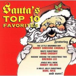 Santa's Top 10 Favorites / Various