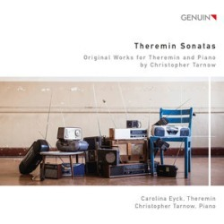 Theremin Sonatas - Original Works for Theremin