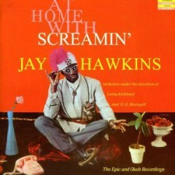At Home with Screamin Jay Hawkins (IMPORT)