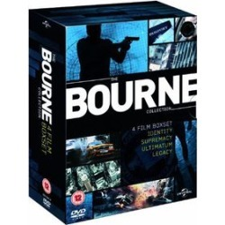 Bourne Collection (With Uv) (IMPORT)