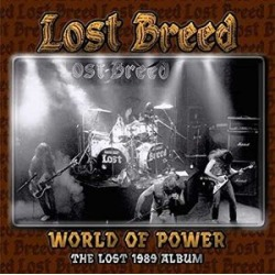 World of Power - Lost 1989 Album (IMPORT)