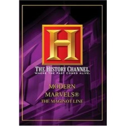 Modern Marvels: Maginot Line found on Bargain Bro India from Deep Discount for $21.98