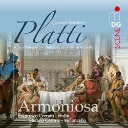Platti: 6 Trio Sonatas found on Bargain Bro India from Deep Discount for $15.93