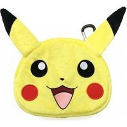 Hori Pikachu Plush Pouch - Case for Nintendo 3DS