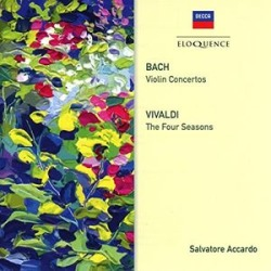 Bach: Violin Concertos / Vivaldi: Four Seasons (IMPORT) found on Bargain Bro India from Deep Discount for $10.70