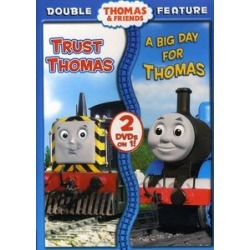 Trust Thomas / Big Day for Thomas found on Bargain Bro India from Deep Discount for $8.94
