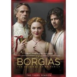 Borgias-The Third Season (IMPORT)