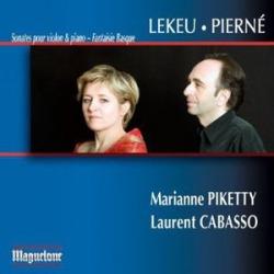 Sonates Pour Violon Et Piano / Fantaisie Basque
