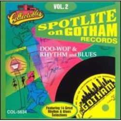 Spotlite On Gotham Records, Vol.2 found on Bargain Bro India from Deep Discount for $13.31