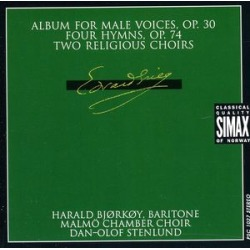 Album for Male Voices / 4 Hymns