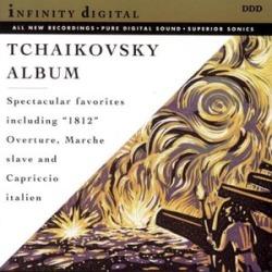 Tchaikovsky Album / Various