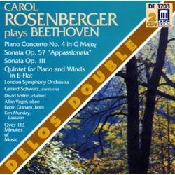 Piano Concerto 4 / Appassionata Sonata