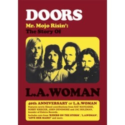 The Doors: Mr. Mojo Risin': The Story of L.A. Woman found on Bargain Bro India from Deep Discount for $7.21
