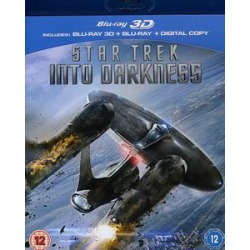 Star Trek Into Darkness (3D + BD + Digital Copy) (IMPORT)