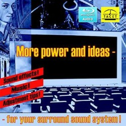 More Power & Ideas for Your Surround Sound System