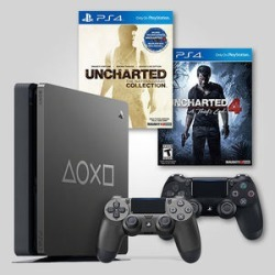 Uncharted Playstation Bundle