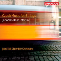 Czech Music for Strings