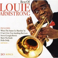 Best of Louis Armstrong found on Bargain Bro India from Deep Discount for $7.08