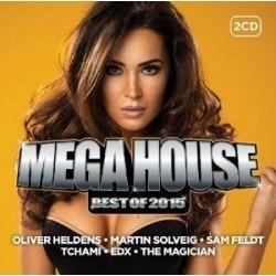 Mega House Best Of 2015 / Various (IMPORT)
