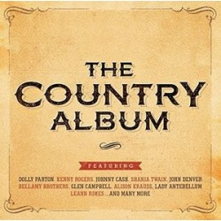 Country Album / Various (IMPORT)