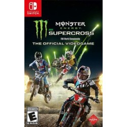 Monster Energy Supercross: The Official Video Game for Nintendo Switch