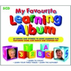My Favourite Learning Album / Various (IMPORT)