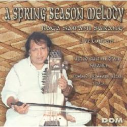 Spring Season Melody/Raga Sawani (IMPORT)