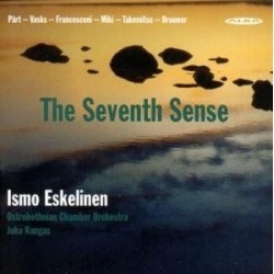Seventh Sense Music for Guitar