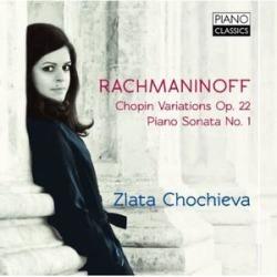 Chopin Variations / Piano Sonata