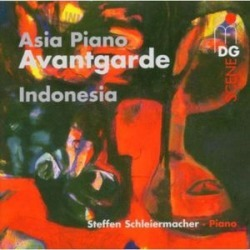 Asia Piano Avantgarde Indonesia