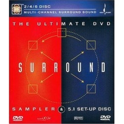 DVD Surround Sound Sampler found on Bargain Bro India from Deep Discount for $19.43