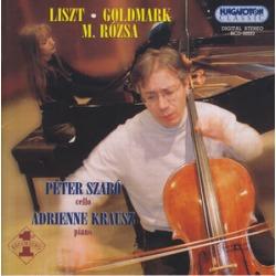 Duo for Cello & Piano / Cello Sonata / Consolation