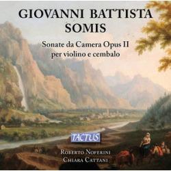 Sonate Da Camera for Violin & Continuo