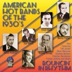 American Hot Bands Of The 1930s - Bouncing / Var