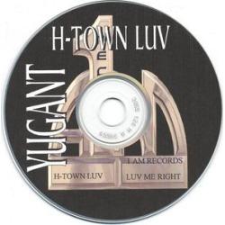 H-Town Luv-Street Version Houston City Anthem