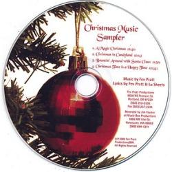 Christmas Music Sampler