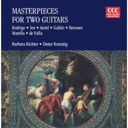 Masterpieces for 2 Guitars