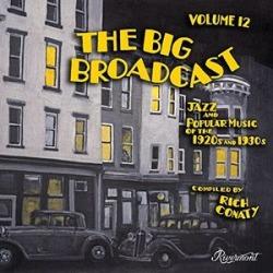 Big Broadcast 12: Jazz & Popular Music 20's / Var