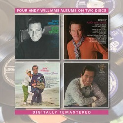 In The Arms Of Love / Honey / Get Together With Andy Williams (IMPORT)