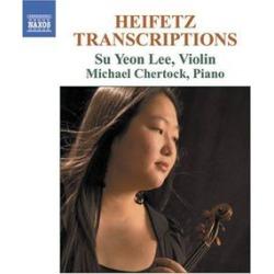 Transcriptions for Violin & Piano
